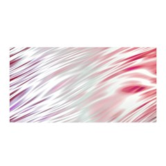 Fluorescent Flames Background With Special Light Effects Satin Wrap