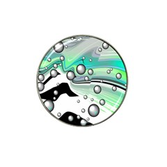 Small And Big Bubbles Hat Clip Ball Marker (4 pack)