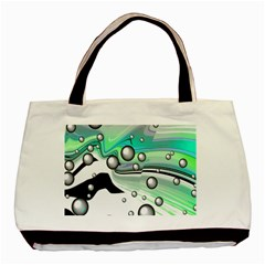 Small And Big Bubbles Basic Tote Bag