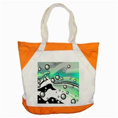 Small And Big Bubbles Accent Tote Bag