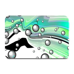 Small And Big Bubbles Plate Mats