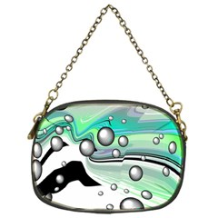 Small And Big Bubbles Chain Purses (One Side)