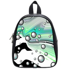 Small And Big Bubbles School Bags (Small)