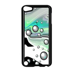Small And Big Bubbles Apple Ipod Touch 5 Case (black)