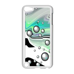 Small And Big Bubbles Apple Ipod Touch 5 Case (white)