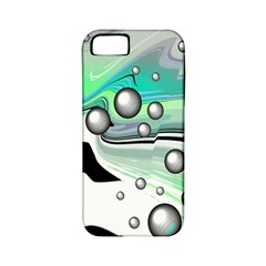 Small And Big Bubbles Apple Iphone 5 Classic Hardshell Case (pc+silicone)