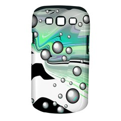 Small And Big Bubbles Samsung Galaxy S Iii Classic Hardshell Case (pc+silicone)