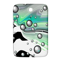 Small And Big Bubbles Samsung Galaxy Note 8 0 N5100 Hardshell Case