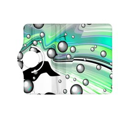 Small And Big Bubbles Kindle Fire Hd (2013) Flip 360 Case