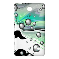 Small And Big Bubbles Samsung Galaxy Tab 4 (7 ) Hardshell Case