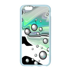 Small And Big Bubbles Apple Seamless iPhone 6/6S Case (Color)