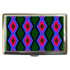 Quadrate Repetition Abstract Pattern Cigarette Money Cases