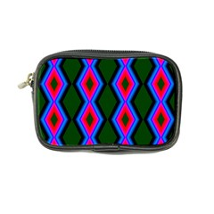 Quadrate Repetition Abstract Pattern Coin Purse