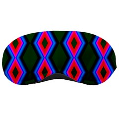 Quadrate Repetition Abstract Pattern Sleeping Masks