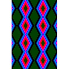 Quadrate Repetition Abstract Pattern 5 5  X 8 5  Notebooks