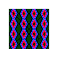 Quadrate Repetition Abstract Pattern Acrylic Tangram Puzzle (4  X 4 )