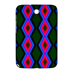 Quadrate Repetition Abstract Pattern Samsung Galaxy Note 8.0 N5100 Hardshell Case