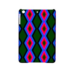 Quadrate Repetition Abstract Pattern Ipad Mini 2 Hardshell Cases