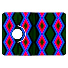 Quadrate Repetition Abstract Pattern Kindle Fire Hdx Flip 360 Case