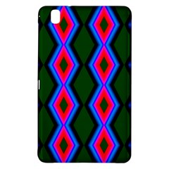 Quadrate Repetition Abstract Pattern Samsung Galaxy Tab Pro 8.4 Hardshell Case