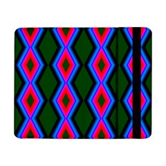 Quadrate Repetition Abstract Pattern Samsung Galaxy Tab Pro 8 4  Flip Case
