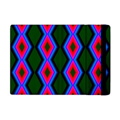 Quadrate Repetition Abstract Pattern iPad Mini 2 Flip Cases