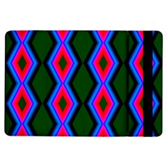 Quadrate Repetition Abstract Pattern Ipad Air Flip