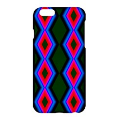 Quadrate Repetition Abstract Pattern Apple Iphone 6 Plus/6s Plus Hardshell Case
