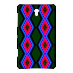 Quadrate Repetition Abstract Pattern Samsung Galaxy Tab S (8 4 ) Hardshell Case