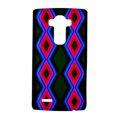 Quadrate Repetition Abstract Pattern LG G4 Hardshell Case