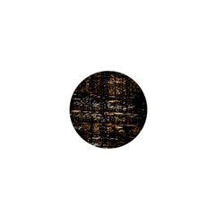 Wood Texture Dark Background Pattern 1  Mini Buttons