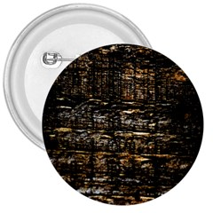 Wood Texture Dark Background Pattern 3  Buttons