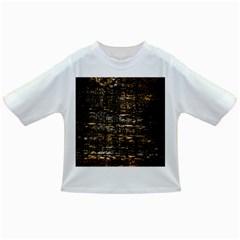 Wood Texture Dark Background Pattern Infant/toddler T Shirts