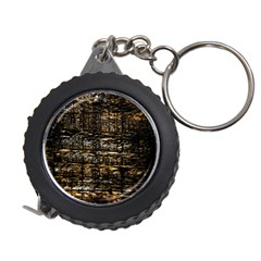 Wood Texture Dark Background Pattern Measuring Tapes