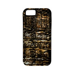 Wood Texture Dark Background Pattern Apple Iphone 5 Classic Hardshell Case (pc+silicone)