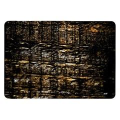Wood Texture Dark Background Pattern Samsung Galaxy Tab 8 9  P7300 Flip Case