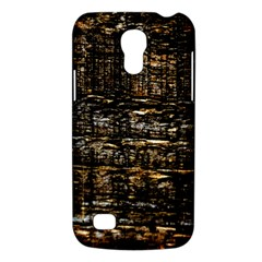 Wood Texture Dark Background Pattern Galaxy S4 Mini