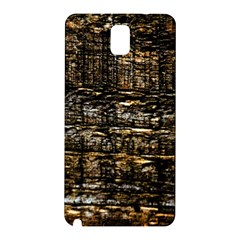 Wood Texture Dark Background Pattern Samsung Galaxy Note 3 N9005 Hardshell Back Case