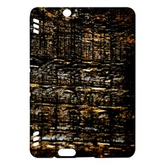 Wood Texture Dark Background Pattern Kindle Fire Hdx Hardshell Case