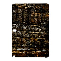 Wood Texture Dark Background Pattern Samsung Galaxy Tab Pro 10.1 Hardshell Case