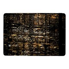 Wood Texture Dark Background Pattern Samsung Galaxy Tab Pro 10.1  Flip Case