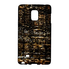 Wood Texture Dark Background Pattern Galaxy Note Edge