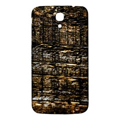 Wood Texture Dark Background Pattern Samsung Galaxy Mega I9200 Hardshell Back Case