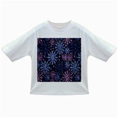 Pixel Pattern Colorful And Glittering Pixelated Infant/Toddler T-Shirts