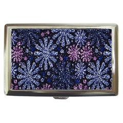 Pixel Pattern Colorful And Glittering Pixelated Cigarette Money Cases