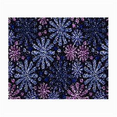 Pixel Pattern Colorful And Glittering Pixelated Small Glasses Cloth