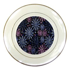 Pixel Pattern Colorful And Glittering Pixelated Porcelain Plates