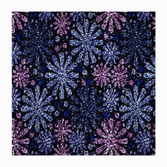 Pixel Pattern Colorful And Glittering Pixelated Medium Glasses Cloth (2-Side)