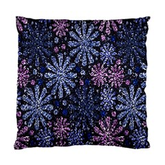 Pixel Pattern Colorful And Glittering Pixelated Standard Cushion Case (One Side)