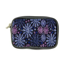 Pixel Pattern Colorful And Glittering Pixelated Coin Purse
